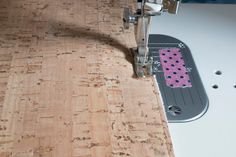 Hello fellow-bagmakers! Sara from Sew Sweetness here! I recently started sewing with cork, and I found it to be quite addictive, so I wa...