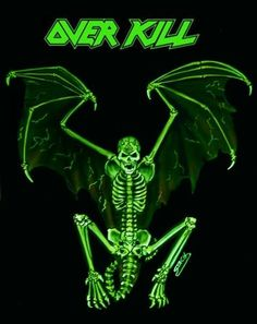 Wade Mccullagh uploaded this image to 'the fans'. See the album on Photobucket. Overkill Band, Rotten To The Core, Joker, Album, Movie Posters, Movies, Fictional Characters, Fans, Music