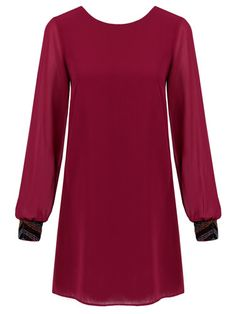 13 Long-Sleeve Dresses - Warm Dresses For Fall And Winter - Seventeen