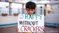 happy without crackers