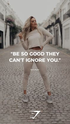 "so good they can't ignore you"" - Steve Martin. - ""Be so good they can't ignore you"" – Steve Martin. – -""Be so good they can't ignore you"" - Steve Martin. - ""Be so good they can't ignore you"" – Steve Martin. – - Sport Women Motivation Fitspo 46 I. Steve Martin, Yoga Fitness, Sport Fitness, Fitness Goals, Fitness Classes, Fitness Plan, Sport Motivation, Fitness Motivation Quotes, Women Fitness Motivation"