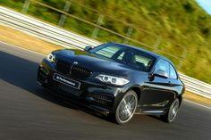 Автофория: BMW M235i Track Edition ограниченной серией