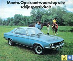 Opel Manta A
