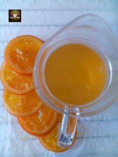 Como hacer Naranja Confitada y Sirope de Naranja con Video-Receta: Juego de Blogueros 2.0