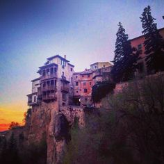 Casas Colgadas (Hanging Houses) of Cuenca, Spain. #travel #timelapse #timelapsevideo #cuenca #heritage #spain #albertoexposito www.albertoexposito.net Cuenca Spain, Time Lapse Photography, Spain Travel, Houses, World, Nature, Photos, Homes, Naturaleza