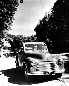 Robert Doisneau // Simca 8, 1948