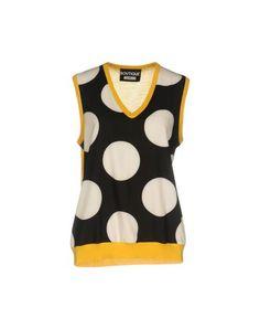 BOUTIQUE MOSCHINO Sweater. #boutiquemoschino #cloth #dress #top #skirt #pant #coat #jacket #jecket #beachwear #