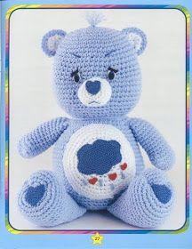 Mesmerizing Crochet an Amigurumi Rabbit Ideas. Lovely Crochet an Amigurumi Rabbit Ideas. Crochet Amigurumi, Crochet Bear, Love Crochet, Crochet For Kids, Crochet Dolls, Easy Crochet, Crochet Animals, Crochet Toys Patterns, Amigurumi Patterns