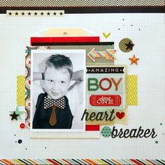 Layout: Heart Breaker..