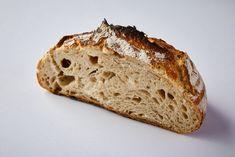 Einfaches Weizenbrot mit Lievito Madre (Weizensauerteig)   HighFoodality   Bloglovin' Bread Recipes, A Food, Pastries, Breads, Kuchen, Food Food, Simple, Bread Rolls