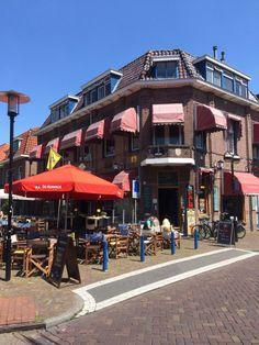 Café België hoek Schokland Schuttenstraat