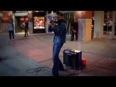 Unbelievable Talented Street Musician   Bryson Andres