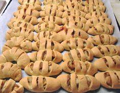 ΜΠΙΣΚΟΤΕΝΙΑ ΜΗΛΟΠΙΤΑΚΙΑ Όνειρο..!!🍎🍎🍎 Macaroni And Cheese, Sweets, Bread, Snacks, Cookies, Vegetables, Ethnic Recipes, Food, Sugar