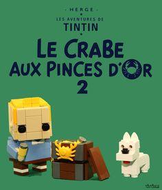 https://flic.kr/p/BrFtxR | Le crabe aux pinces d'or 2