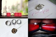 20 Must-Have Wedding Photos --7)The Ring Shot