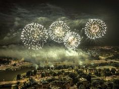 Wianki 2016 Fot. Tadeusz Kordula Krakow, Poland, Dandelion, Ceiling Lights, Concert, Flowers, Facebook, Dandelions, Concerts