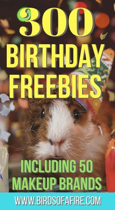 Want the ultimate list of birthday freebies to get free stuff on your birthday? Including free makeup and luxury goods! Birthday Month, It's Your Birthday, Free Birthday, Birthday Rewards, Birthday Coupons, Birthday Stuff, Ways To Save Money, Money Saving Tips, Get Free Stuff