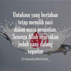 Aamiin... Ya Allah. . Tag sahabatmu  #TausiyahCinta http://ift.tt/2f12zSN