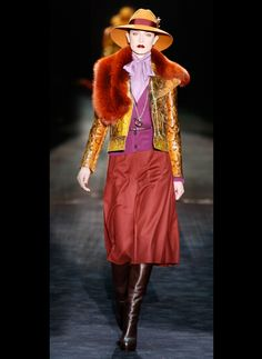 Gucci - courtesy of Who, What, Wear Fall 2011 Trend Report