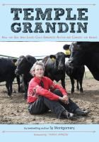An authorized portrait about Grandin's life with autism and her groundbreaking work as a scientist and designer of cruelty-free livestock facilities describes how she overcame key disabilities through education and the support of her mother.