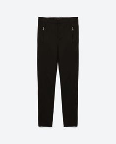 Image 8 of SLIM FIT TROUSERS from Zara