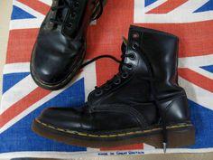 vintage doc marten's boots