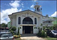 Christian Churches in Phuket Christian Church, Phuket, Mansions, House Styles, Home Decor, Luxury Houses, Interior Design, Home Interior Design, Palaces