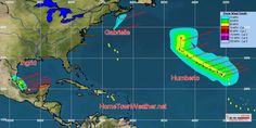 Tropical Outlook for September 13, 2013...Friday. - Home Town Weather - Hurricane Central