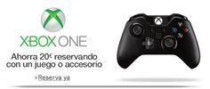 Visita nuestra web para encontrar promociones y ofertas en Amazon en Xbox one y sus accesorios.  http://compradiscoduro.com/xbox/