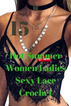 Hot Summer Women Ladies Sexy Lace Crochet Free shipping  #Hot #Summer #Women #Ladies #Sexy #Lace #Crochet #Free #shipping