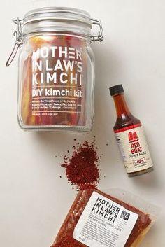 Kimchi DIY Kimchi Kit