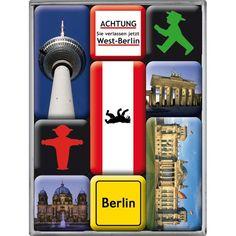 Boite d'aimants Berlin