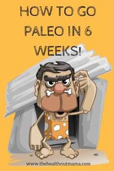 If you want to lose weight, feel better, have more energy, reverse autoimmune disease, reverse diabetes, then Paleo is the Diet for you! 6 Weeks to a New You! www.thehealthnutmama.com
