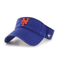 MLB New York Mets '47 Clean Up Adjustable Visor, Royal, O... http://www.amazon.com/dp/B001FQR44S/ref=cm_sw_r_pi_dp_Hpopxb072J2JA