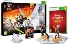 DISNEY Infinity 30 Star Wars Starter Pack and Disney Infinity 30 Play Without Limits now welcomes Star Wars to the ever-growing collection of Marvel Disney and Disney Pixar characters stories and worlds Together new heroes can join forces with ch http://www.comparestoreprices.co.uk/january-2017-6/disney-infinity-30-star-wars-starter-pack-and.asp