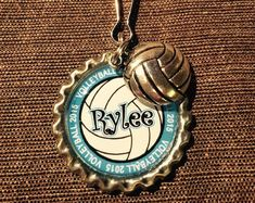 Personalized Photo Key Chains + Other Accessories by pixelilicious Gifts For Teens, Gifts For Her, Handmade Home Decor, Handmade Gifts, Gifts For Sports Fans, Senior Gifts, Volleyball Gifts, Team Gifts, Perfect Christmas Gifts