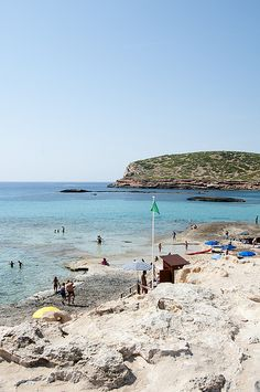 Ibiza beaches - Cala Conte - One of Ibiza's finest sunset beaches