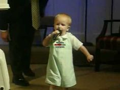 The World's Youngest Preacher
