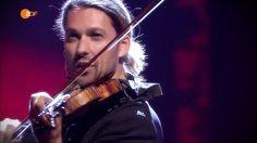 "David Garrett ""Superstition"" ZDF tv show ""Willkommen bei Carmen Nebel"" 1..."