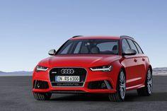 2016 Audi RS6 Performance & 2016 Audi RS7 Performance
