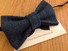 Child's Denim Bow-Tie