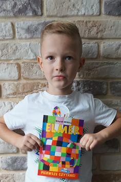 kreatywnyMaks: Elmer - Pierwsze czytanki Montessori