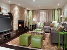 10 Chic Basements Makeover Idea 4 Top 10 Basement Makeovers From