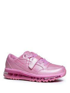 Pink Aiire Sneaker