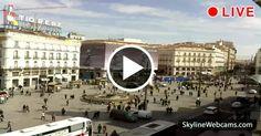 Otra vista de la Puerta del Sol Madrid