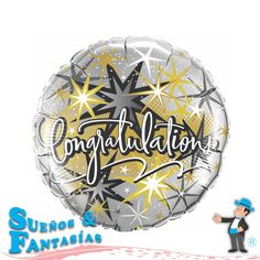 Congratulations Elegant. http://suenosyfantasias.com/celebraciones/graduacion.html