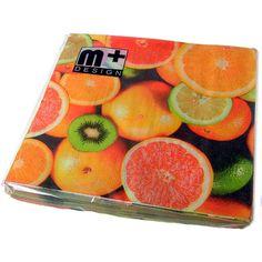 Mixed Fruits Ground Turkey Nutrition, Mixed Fruit, Paper Napkins, Grapefruit, Peach, Candy, Orange, Birthday, Food