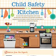Kitchen Safety for Children