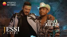 Jessi Uribe Ft Espinoza Paz - Ellas Así Son l Video Oficial Videos, Sons, Youtube, Movies, Movie Posters, Blue Gold, Cute Pets, Composers, Film Poster
