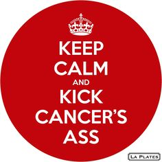 keep calm and just fight!